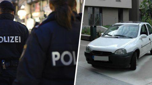 15-Jähriger flüchtet in Wien-Währing mit gestohlenem Pkw