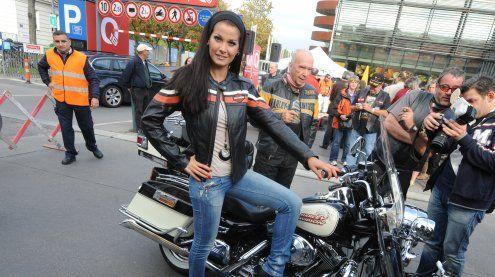Harley-Davidson Charity-Tour: Harley-Fahrer sammeln Spenden