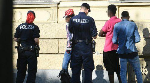 2017 über 1.200 Dealer verhaftet