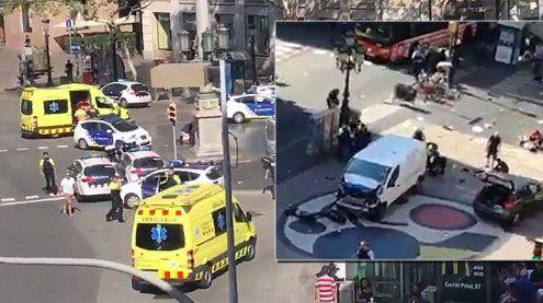 12 Tote, 80 Verletzte: IS bekennt sich zu Anschlag in Barcelona