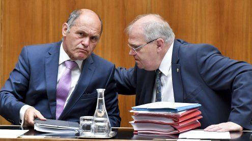 Vizekanzler und Innenminister berufen den Sicherheitsrat ein