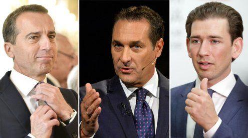 NR-Wahl: Wen würden Sie zum Kanzler wählen? - Die Ergebnisse