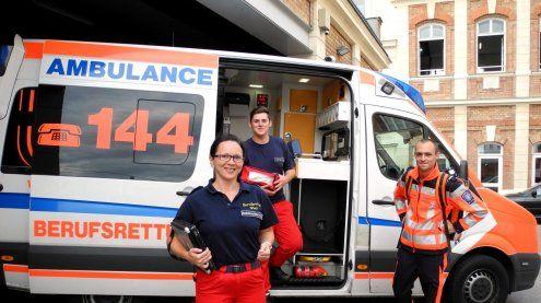 Zwei Geburts-Einsätze in einer Schicht für die Rettung Wien