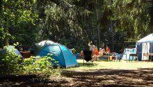 So geht Camping: Mehrere Outdoor-Gadgets im Test