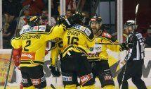Capitals starten in die Champions Hockey League