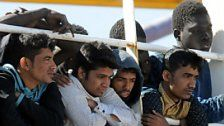 Italien: Fünftel weniger Flüchtlingsankünfte