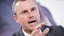 Hofer: Rot-blaue Koalition könnte an SPÖ scheitern