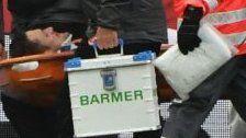 Dieses Horror-Foul schockiert die Bundesliga