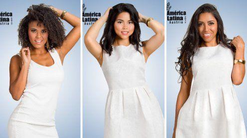 """Exotische Schönheiten: Wer wird """"Miss América Latina Austria""""?"""