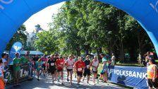 Vienna Charity Run im Türkenschanzpark