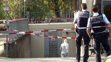Drei Tote in Tiefgarage in Baden-Württemberg