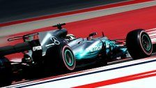 Hamilton in Austin vor Vettel in Pole Position