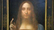 """Wiederentdeckt: Da Vincis """"Männliche Mona Lisa"""""""