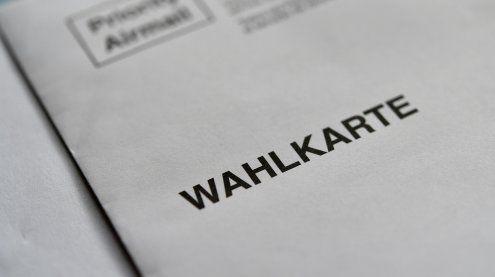 Das Briefwahl-Ergebnis in Wien: ÖVP an zweiter Stelle vor FPÖ