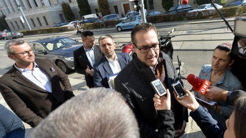 FPÖ ohne Koalitionspräferenzen - Strache will Inhalte durchsetzen