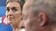 Briefwahl-Ergebnis in NÖ: Kaum Plus für die Grünen
