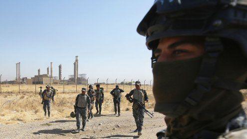 Irakisches Militär überrennt die Kurden – weitere Stadt erobert