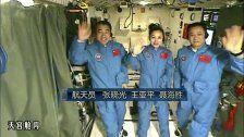 Chinesisches Raumlabor wird auf die Erde stürzen