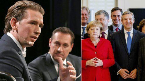 Rechtsruck nach der NR-Wahl: Was sind die Folgen für die EU?