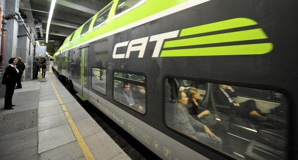 Wegen Rauch in Zugwaggon am Flughafen-Wien-Bahnhof: Verkehr unterbrochen