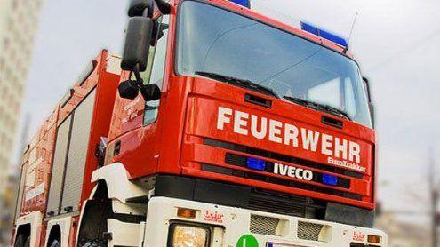 Brand in Wien-Landstraße: Mann erlitt schwere Verbrennungen