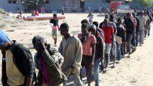 Libyen: Über 20.000 Flüchtlinge misshandelt