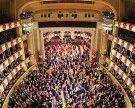 160 Debütantenpaare stellten sich dem Vortanzen für den Wiener Opernball 2018