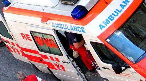 Patient wollte in Rettungswagen der Wiener Rettung Feuer legen