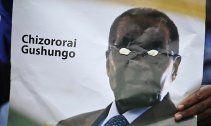 Simbabwe: Mugabe nicht mehr Regierungsparteichef