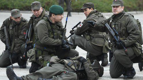 Militärkommando und Polizei probten in Wien den Ernstfall