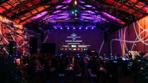 Eventlocation Gösserhalle feierte Eröffnung in Wien-Favoriten