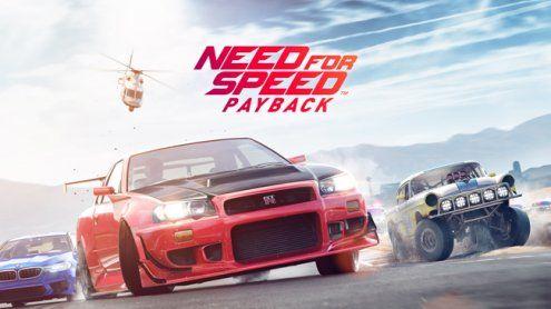 """""""Need for Speed Payback""""-Test: Mit Vollgas zum Totalschaden"""