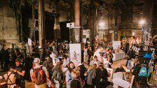 Fesch'markt in der Ottakringer Brauerei