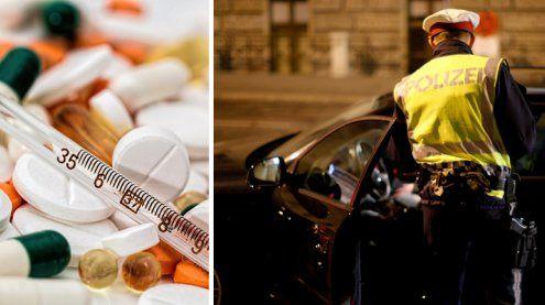 Immer mehr Drogenlenker auf Österreichs Straßen unterwegs