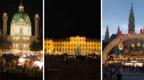 Die Wiener Christkindlmärkte im Test: Preise, Angebot & Highlights