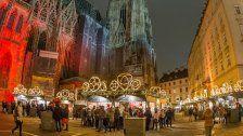 Weihnachtsmarkt am Stephansplatz eröffnet