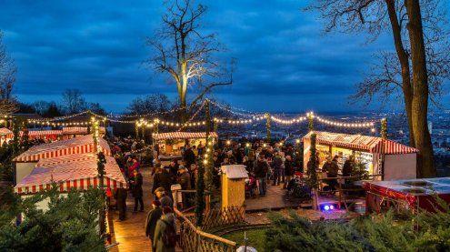 Weihnachtszauber beim Schloss Wilhelminenberg: Idylle & Genuss