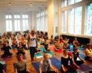 Yoga Planet 2017: Good Vibes für Bewegungsfreudige im MAK Wien