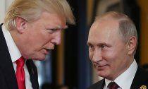 Telefonat: Putin und Trump sprachen über Nordkorea