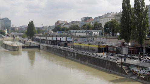 Stehen die Wiener Donaukanal-Lokale bald vor engültigem Aus?