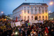 Linke Initiativen mobilisieren für Regierungsangelobung