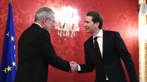 Koalitionsverhandlungen laut ÖVP-Chef Kurz auf der Zielgerade