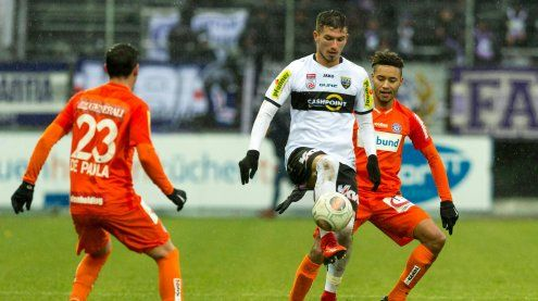 Austria Wien verliert gegen SCR Altach und rutscht auf Platz 7