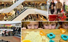 Das Kinderprogramm der Wiener Einkaufszentren