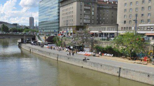 Donaukanal-Gestaltung: Initiative fordert Involvierung der Bürger