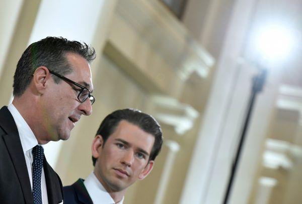 ÖVP und FPÖ sind sich einig: Regierungsabkommen steht