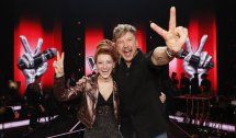 Natia Toduas Gewinnerlied bei 'The Voice of Germany'