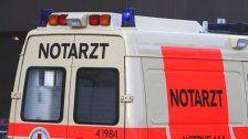 Schwerer Unfall auf A2: Ein Schwerverletzter