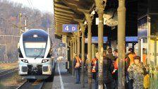 Zug der Westbahn nach Stromausfall evakuiert