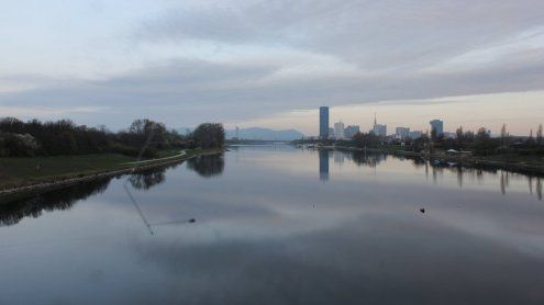 Neue Donau-Studie: Mensch ist Hauptverursacher der Fäkalien